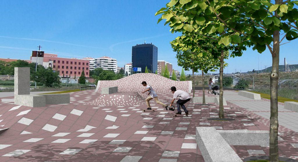LOGROÑO STREET PLAZA- UN NUEVO ESPOLÓN