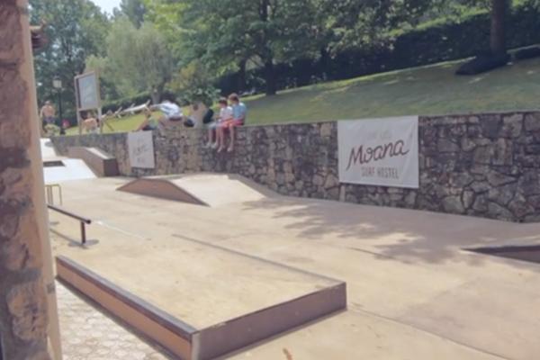 MOANA SURF HOSTEL PROMO VIDEO 2013
