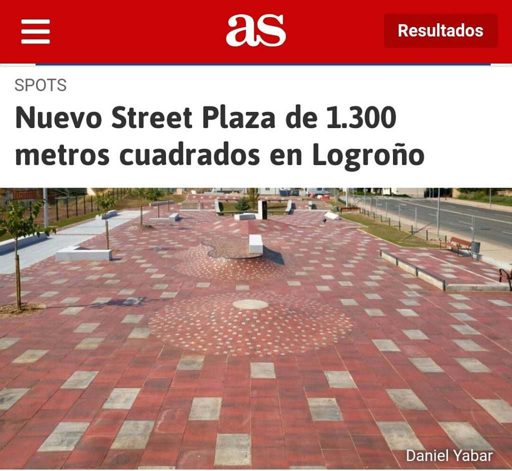 STREETPLAZA LOGROÑO EN DIARIO AS
